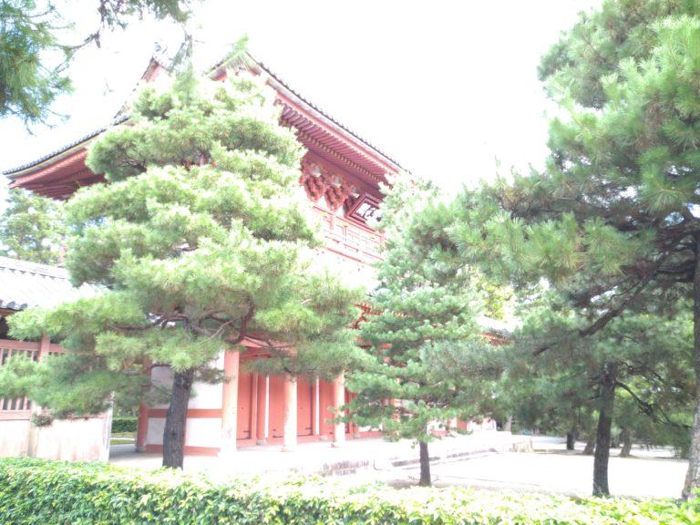 大徳寺の門