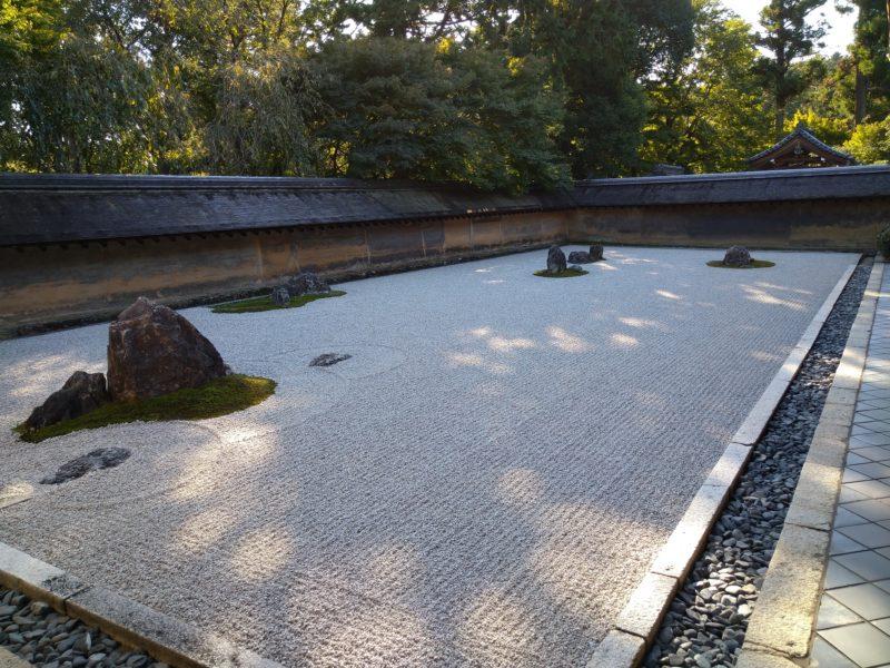 龍安寺 庭2