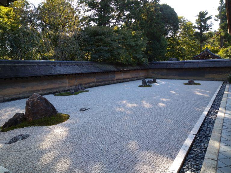 龍安寺 石庭1