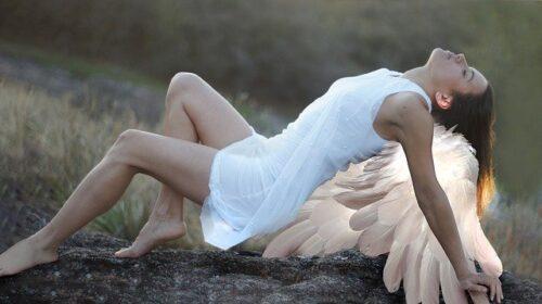 天使のように